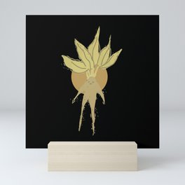 Magical Plant Watercolor Mini Art Print