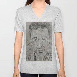 Al Pacino Unisex V-Neck