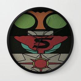 Kamen Rider Strong Wall Clock
