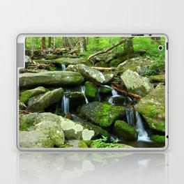 Running Water Laptop & iPad Skin