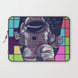 tetris space  by joejr  Laptop Sleeve