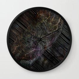 Constellation Rift Wall Clock