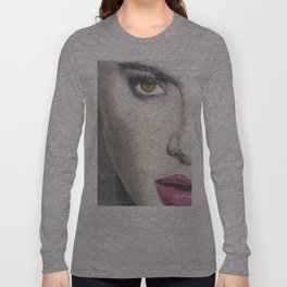 the eyes  Long Sleeve T-shirt