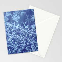 Crystallized Stationery Cards