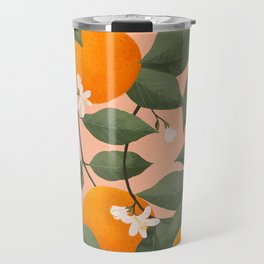 fresh citrus Travel Mug