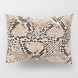 Snake skin art print Pillow Sham