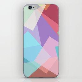 vibrant opacity iPhone Skin