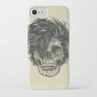 dead iPhone & iPod Cases featuring Dead Duran by Rachel Caldwell