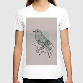Bird Fascination T-shirt
