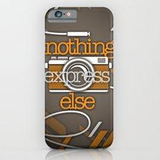 Express Slim Case iPhone 6s