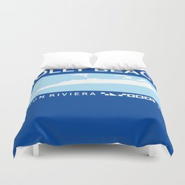 Holly Beach - Louisiana. Duvet Cover