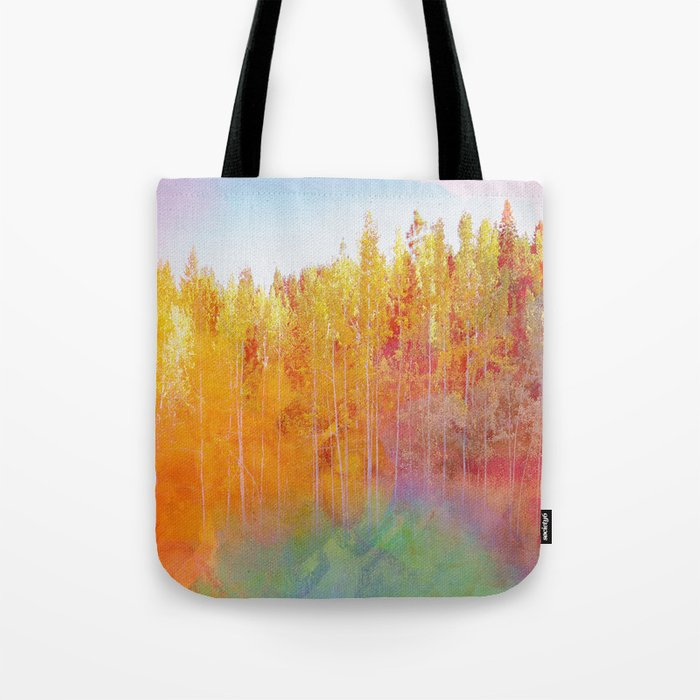 Enchanted Scenery 2 Tote Bag
