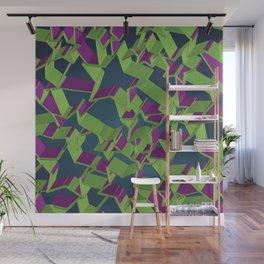 3D Mosaic BG IX Wall Mural