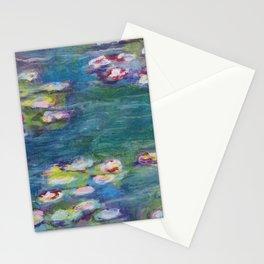 Lily Pond Stationery Cards