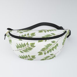 Curry Leaves Pattern Fanny Pack