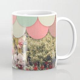 The flower market Coffee Mug
