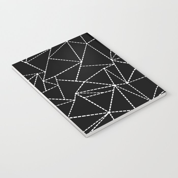 Ab Dotted Lines Notebook