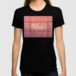 Weathered Red Siding T-shirt