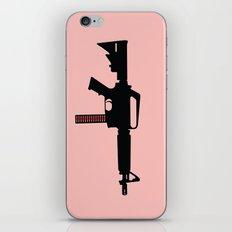 Art not War - Pink iPhone & iPod Skin