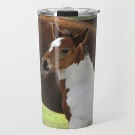 Baby paint horse Travel Mug