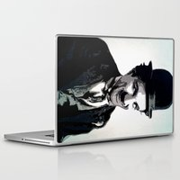 charlie Laptop & iPad Skins featuring Charlie by AUSKMe2Paint