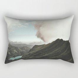 Far Views - Landscape Photography Rectangular Pillow