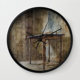 Your Table is Ready Wall Clock