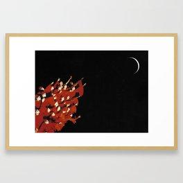 Cirque de la Lune Framed Art Print