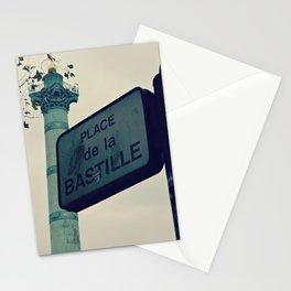 Bastille Stationery Cards