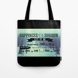 The Fray-Happiness  Tote Bag