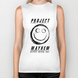 Project Mayhem Biker Tank