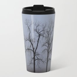 And The Fog Rolls In Travel Mug