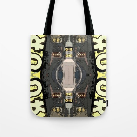 Bender's Discombobulation  Tote Bag