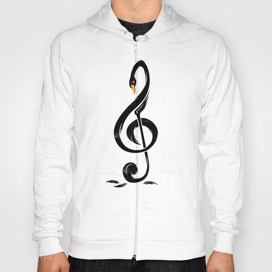 Black swan's melody Hoody
