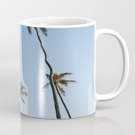 Palm Trees and Moon Beams Coffee Mug