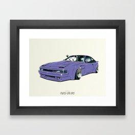 ozizo art 0015 Framed Art Print