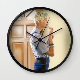 Almost Ready Wall Clock