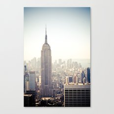 New York City | Empire State Building Canvas Print