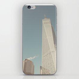World Sky - New York City iPhone Skin