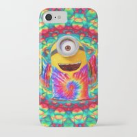 minion iPhone & iPod Cases featuring Minion by DisPrints