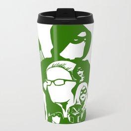 Arrow Metal Travel Mug