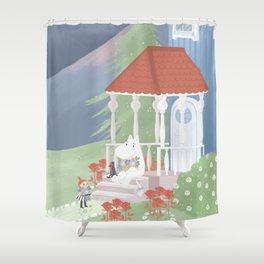 Spring in Valley Shower Curtain
