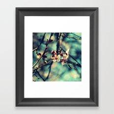 Blooming Beautiful Framed Art Print