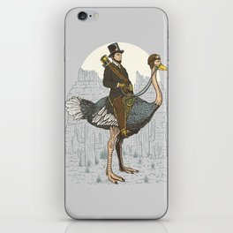 The Lone Ranger iPhone Skin
