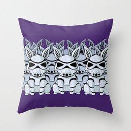 Stormtrabbits Throw Pillow