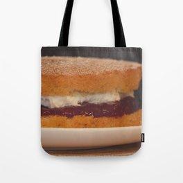 Victoria Sponge. Tote Bag