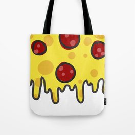 If pizza boxes are square? Tote Bag