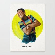Steve Urkel Canvas Print