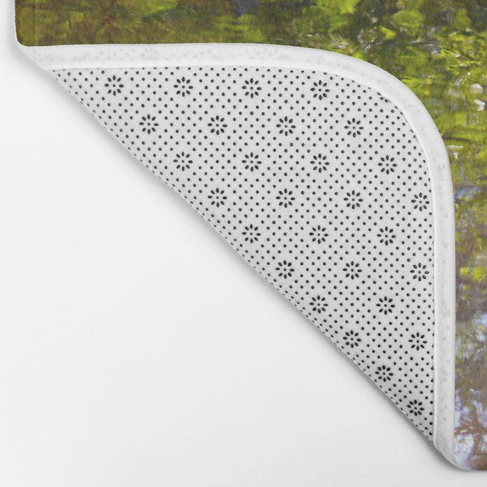Summer Reflection Bath Mat