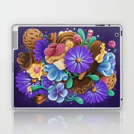 SWEETS & FLOWERS Laptop & iPad Skin